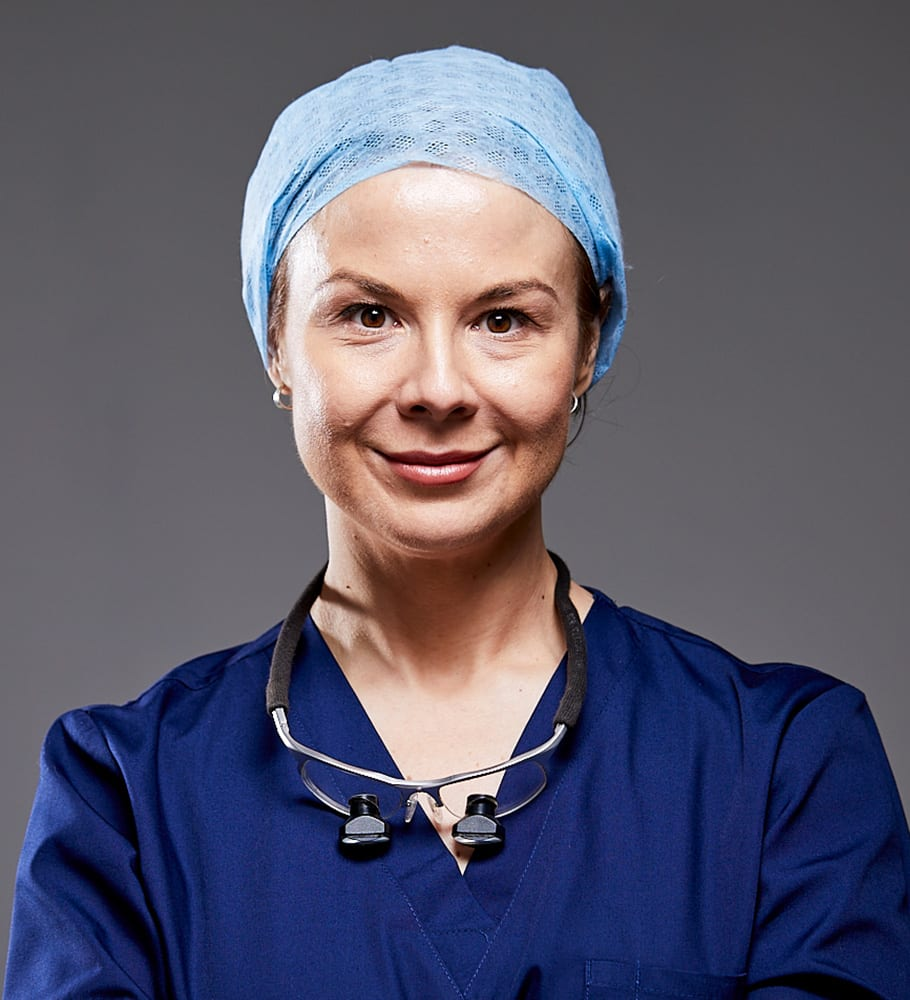 top UK female plastic surgeon